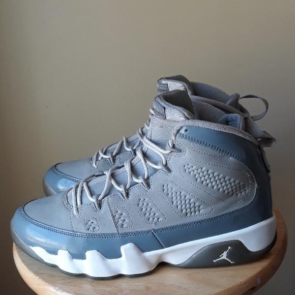 f7c73f1f1fb NIKE Shoes   Air Jordan Retro 9 Ix Cool Grey Sz 8   Poshmark